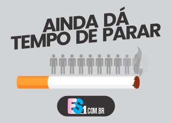 banner parar de fumar