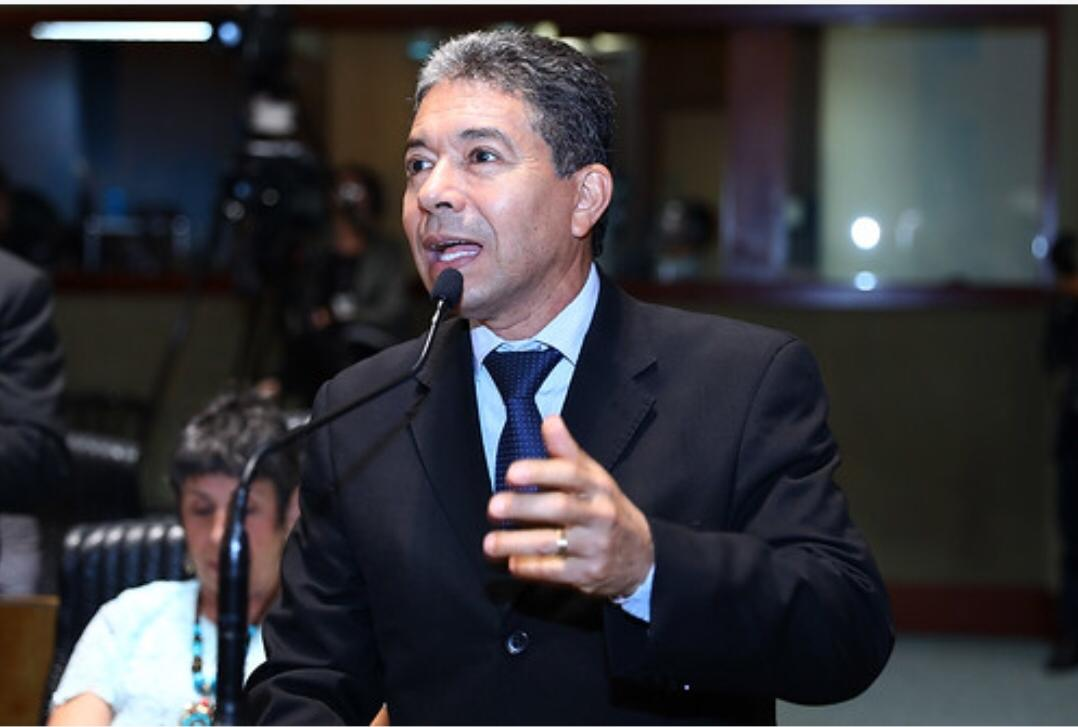 Deputado Freitas é o novo presidente da Comissão de Finanças da ALES - ES1